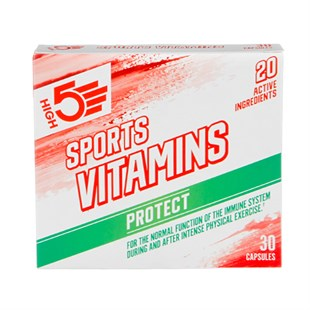 High5 Tablet Sporcu Vitamini (30Ad/Pk)